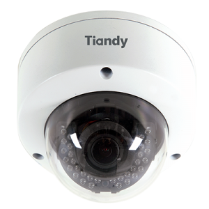 Tiandy TC-NC24V Varifocal Lens Smart IP Security Camera