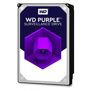 2TB Hard Drive for Video Surveillance