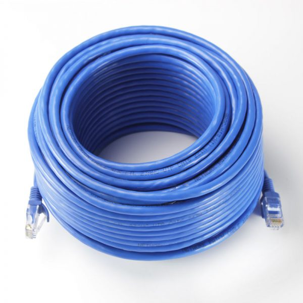 Pre-Terminated 30m CAT 6 Data Cable