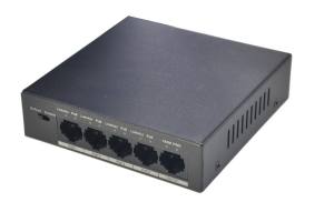 Network Switch 4 Port POE switch