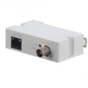 Single Port Long Reach Ethernet over Coax Extender