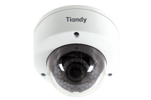 Tiandy TC-NC44M 4MP H.265 Vandalproof Motorzied IR Dome Camera